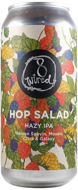 8 Wired Hop Salad Hazy IPA 440ml