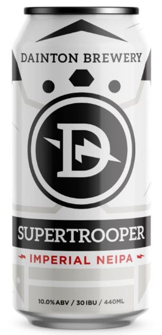 Dainton Supertrooper Imperial NEIPA  440ml