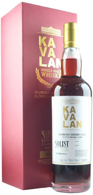 Kavalan Solist Sherry Single Cask Whisky