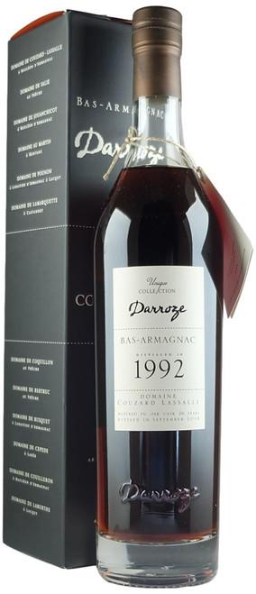 Darroze 1992 Couzard Bas Armganac