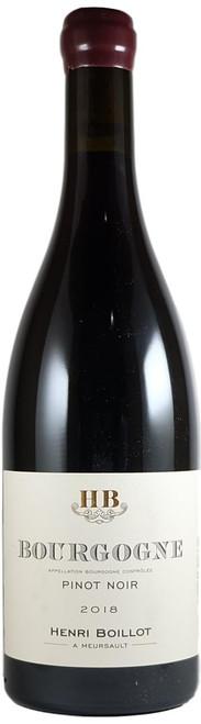 Henri Boillot Bourgogne Rouge 2018
