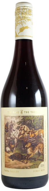 The Hare & The Tortoise Pinot Noir 2021