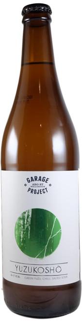 Garage Project Yuzukosho Green Yuzu Chilli Salted Sour  650ml