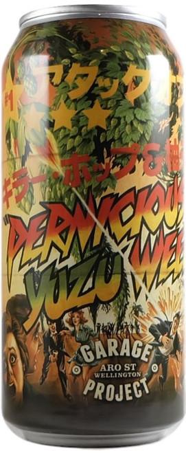 Garage Project Yuzu Pernicious Weed  IIPA 440ml