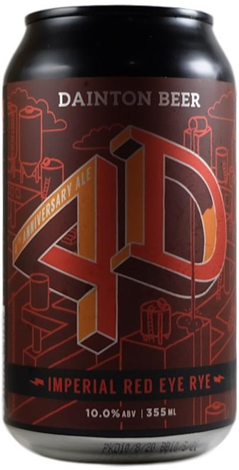 Dainton 4D Imperial Red Eye Rye