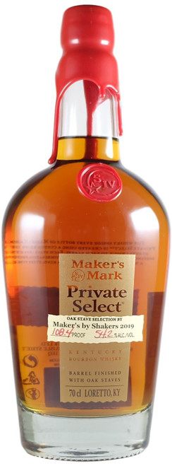 Maker's Mark Private Select 'Maker's By Shakers' 2019