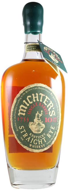 Michter's 10-Year-Old Straight Rye 2020 Edition
