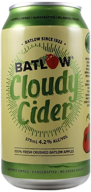 Batlow Cloudy Cider