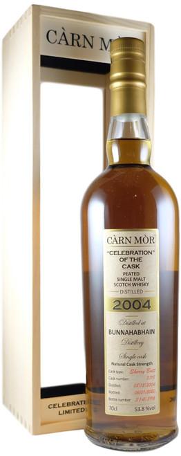 Carn Mor Celebration Of The Cask Bunnahabhain 2004