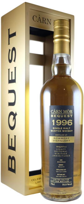 Carn Mor Bequest Bowmore 1996