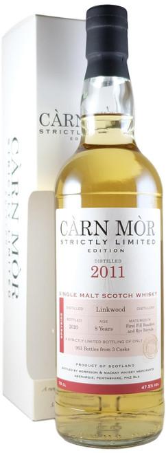 Carn Mor Strictly Limited Linkwood 2011