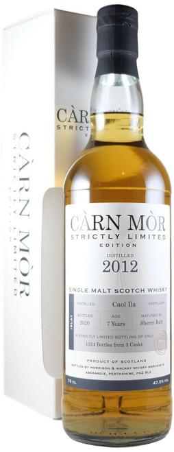Carn Mor Strictly Limited Caol Ila 2012
