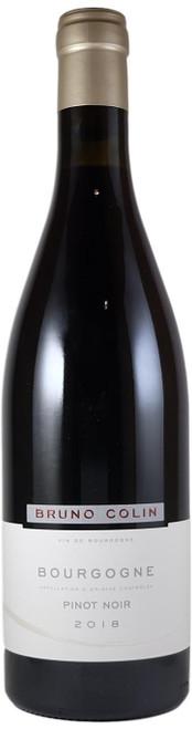 Bruno Colin Bourgogne Pinot Noir 2018