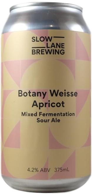 Slow Lane Botany Weisse Apricot Sour Ale