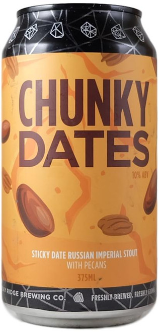 Rocky Ridge  Chunky Dates Imperial Stout [Limit 1 per customer]