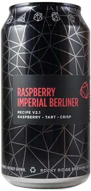 Rocky Ridge Imperial Raspberry  Berliner