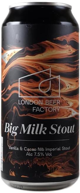 London Beer Factory Big Milk Stout 440ml
