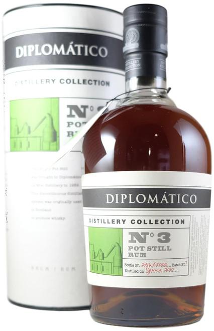 Diplomatico Distillery Collection No. 3 Pot Still