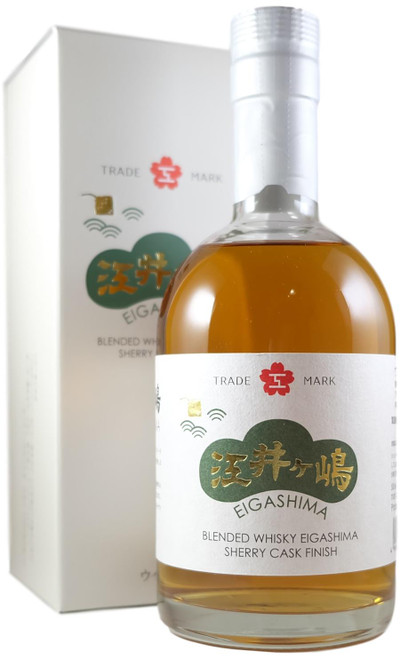 White Oak Eigashima Blended Sherry Cask Finish