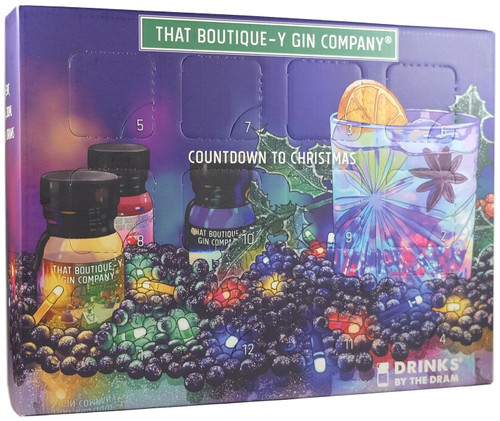 Boutique-y Gin Company Countdown To Christmas