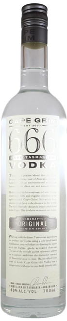 Cape Grim 666 Vodka