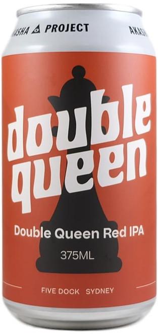 Akasha Double Queen  Red IPA
