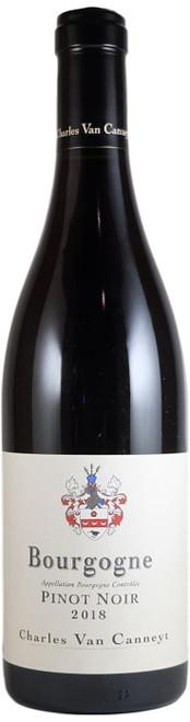 Charles Van Canneyt Bourgogne Pinot Noir 2018