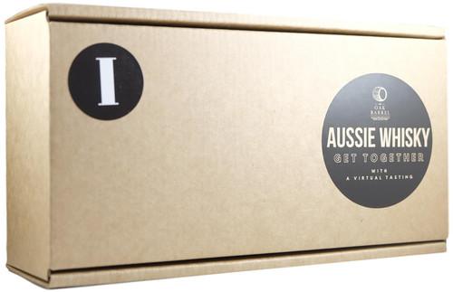 Aussie Whisky Get Together I Tasting Pack: Overeem, Iniquity, Spring Bay, 5Nines