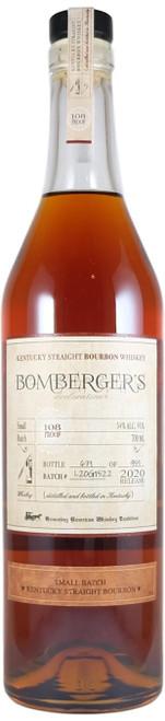 Bomberger's Declaration Kentucky Straight Bourbon