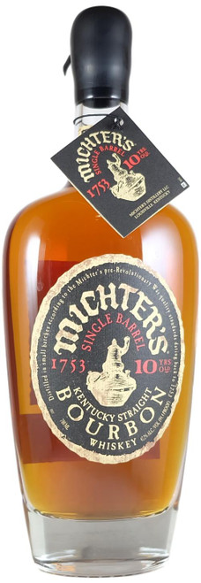 Michter's 10-Year-Old Straight Bourbon 2020 Release