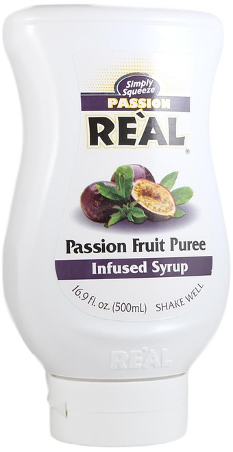 Reàl Passion Fruit Puree Infused Syrup