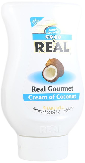 Reàl Cream Of Coconut Syrup