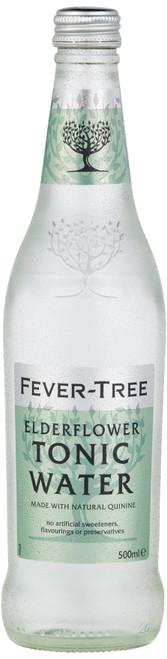 Fever-Tree Elderflower Tonic Water 500ml