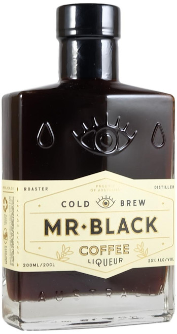 Mr Black Cold Brew Coffee Liqueur Pocket Size
