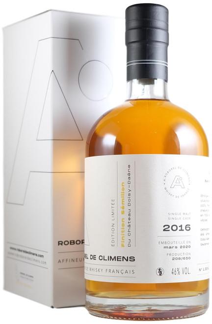 Roborel de Climens Finiton Semillon du Chateau Doisy-Daene French Whisky