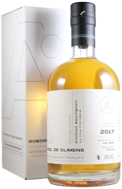 Roborel de Climens Finiton Sauvignon du Clos Floridene French Whisky