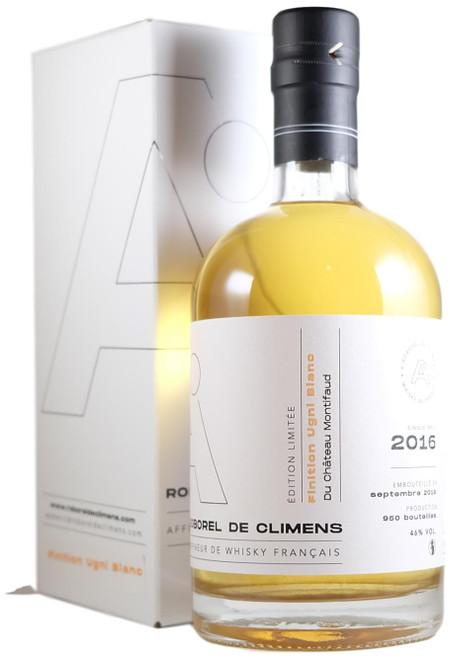 Roborel de Climens Finiton Ugni Blanc du Chateau Montifaud French Whisky