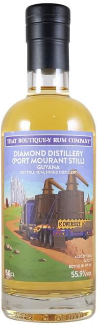 Boutique-y Diamond Distillery (Port Mourant Still) 9-Year-Old Rum