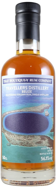 Boutique-y Travellers Distillery 10-Year-Old Rum