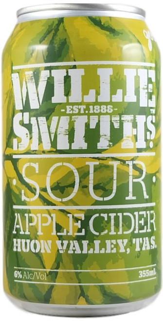 Willie Smith Sour Apple Cider