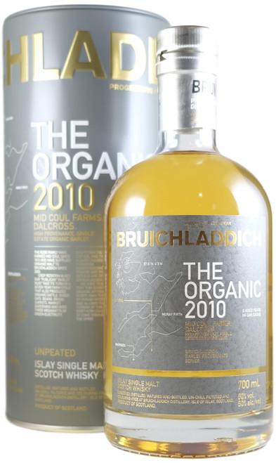 Bruichladdich The Organic 2010 Vintage