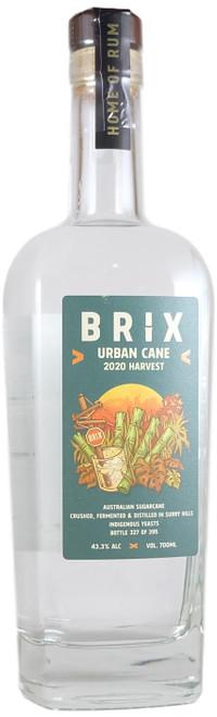 Brix Urban Cane 2020 Harvest
