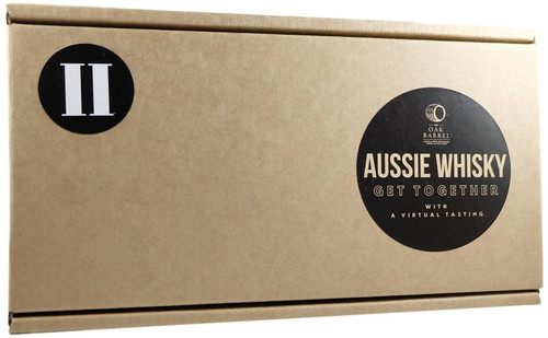 Aussie Whisky Get Together II Tasting Pack: Black Gate, Remnant, Corowa, Joadja