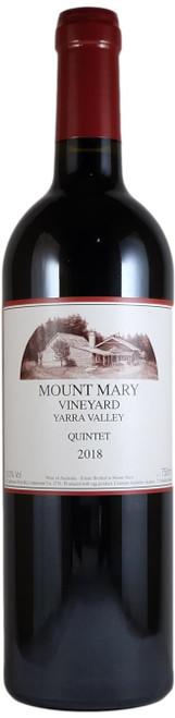 Mount Mary Quintet 2018