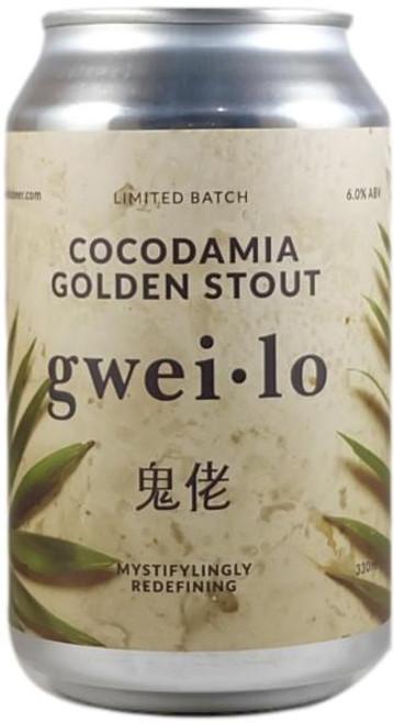 Gweilo  Cocodamia Golden Stout