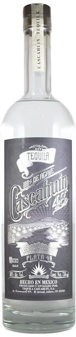 Tequila Cascahuin Plata 48