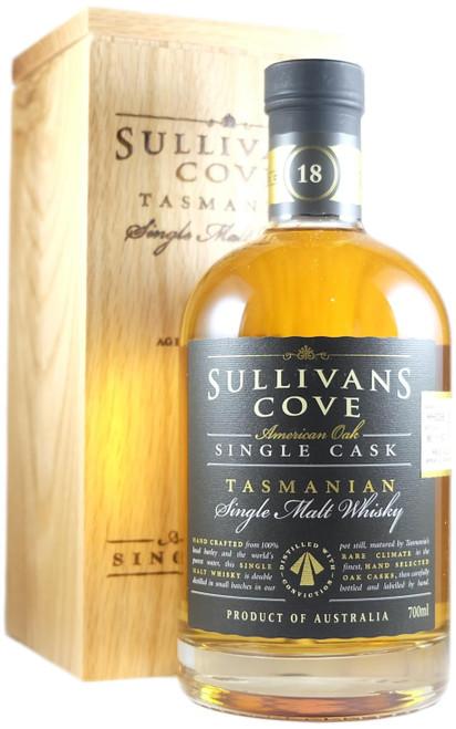 Sullivans Cove American Oak 'Old & Rare' 18-Year-Old