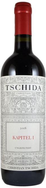 Christian Tschida Kapitel I Cabernet Franc 2018