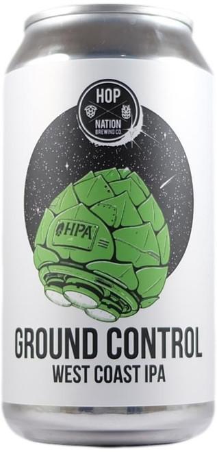 Hop Nation Ground Control  West Coast IPA