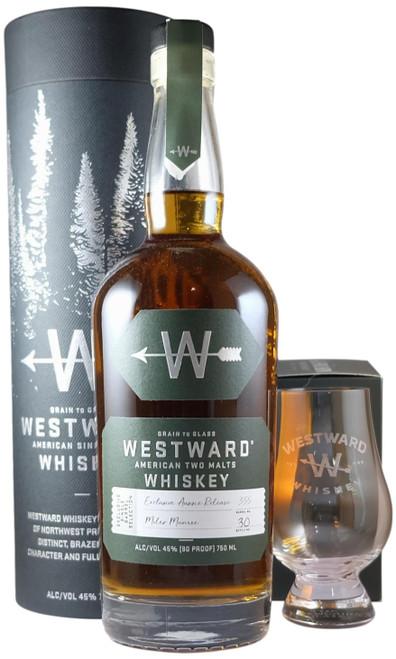 Westward American Two Malts Australian Exclusive Single Barrel